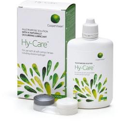 Hy-care linsvätska med linsetui