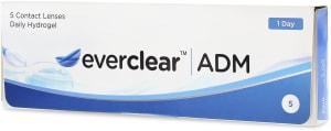 Lenson rabatt på endagslinser 5-pack från Everclear
