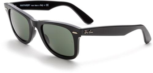 Klassiska wayfarers solglasögon från Ray ban