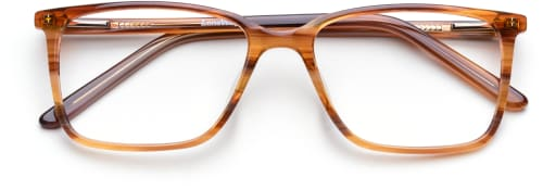 läsglasögon med enkeslipade glas