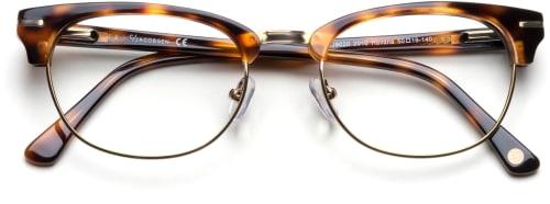 Horninnfattede briller fra C.Jacobsen