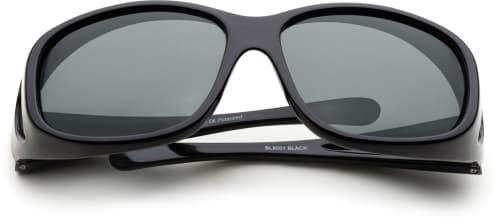 solglasögon över glasögon