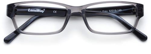 Briller til rundt ansikte
