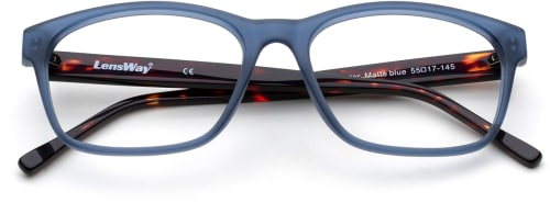 Superstar – Matte Blue fra The Collection