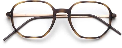 Firkantede briller fra Ray-ban