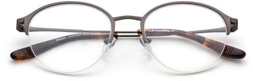 Pyöreät vintage silmälasit