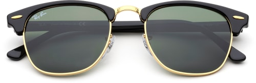 Ray-Ban Clubmaster retro solbriller