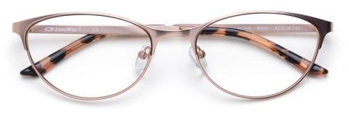 cat-eye glasögonbågar