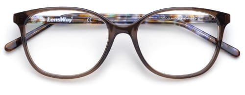Ink - Brown Tortoise briller fra The Collection