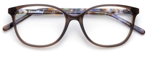 The Collection Ink - Brown Tortoise silmälasit