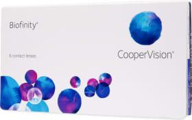CooperVision kontaktliner för närsynthet och översynthet