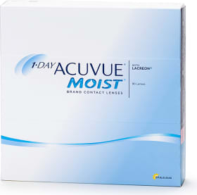 1-Day Acuvue Moist linser