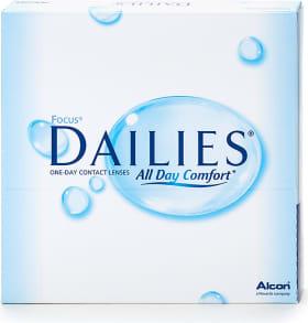 focus Dailies linser
