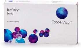 Biofinity Toric linser