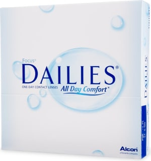 Dailies All day comfort linser