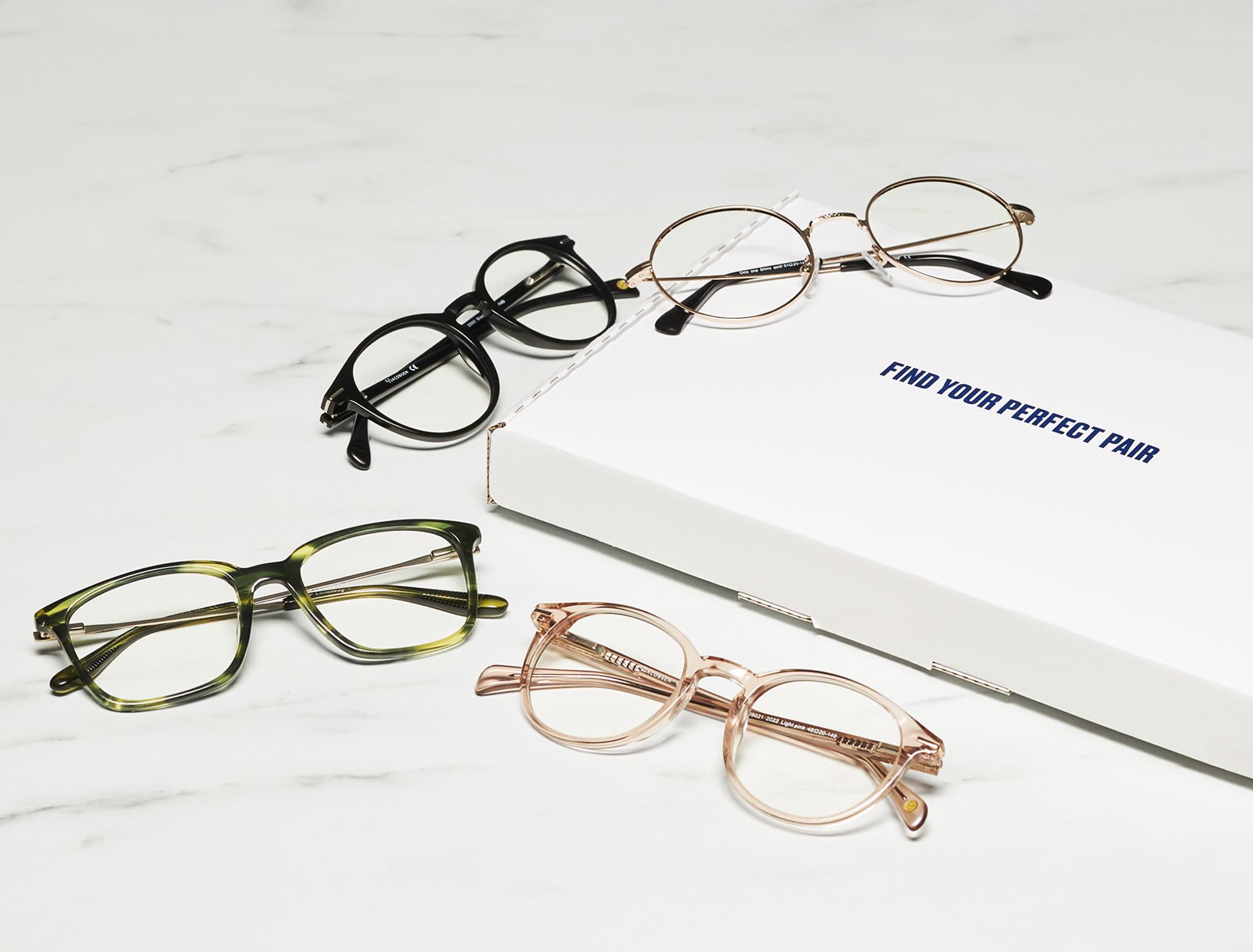 Prova glasögon gratis innan du köper