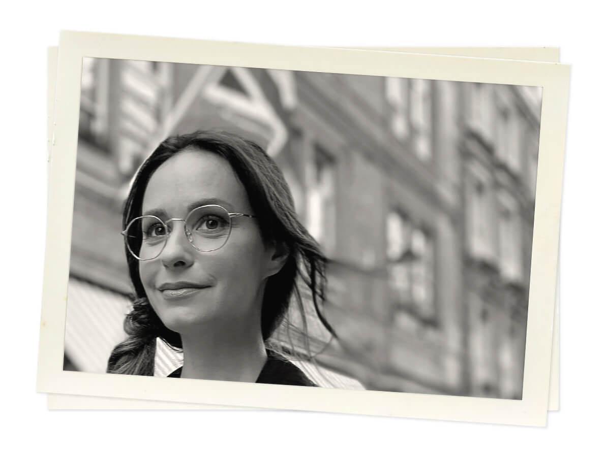Edullista silmälasimuotia