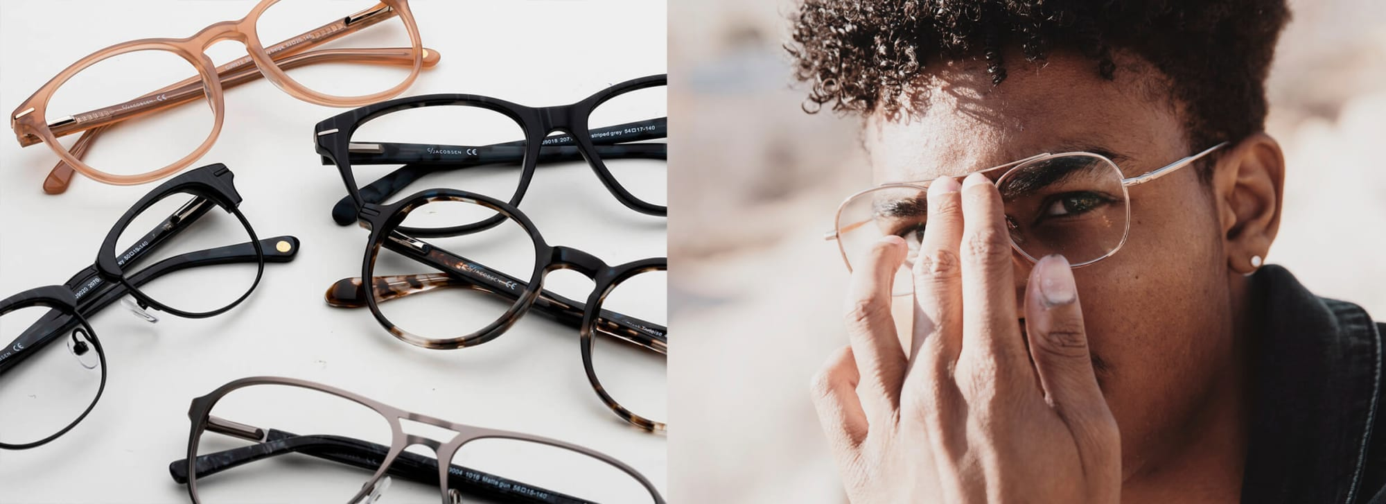 Slik justerer du dine briller hjemme selv