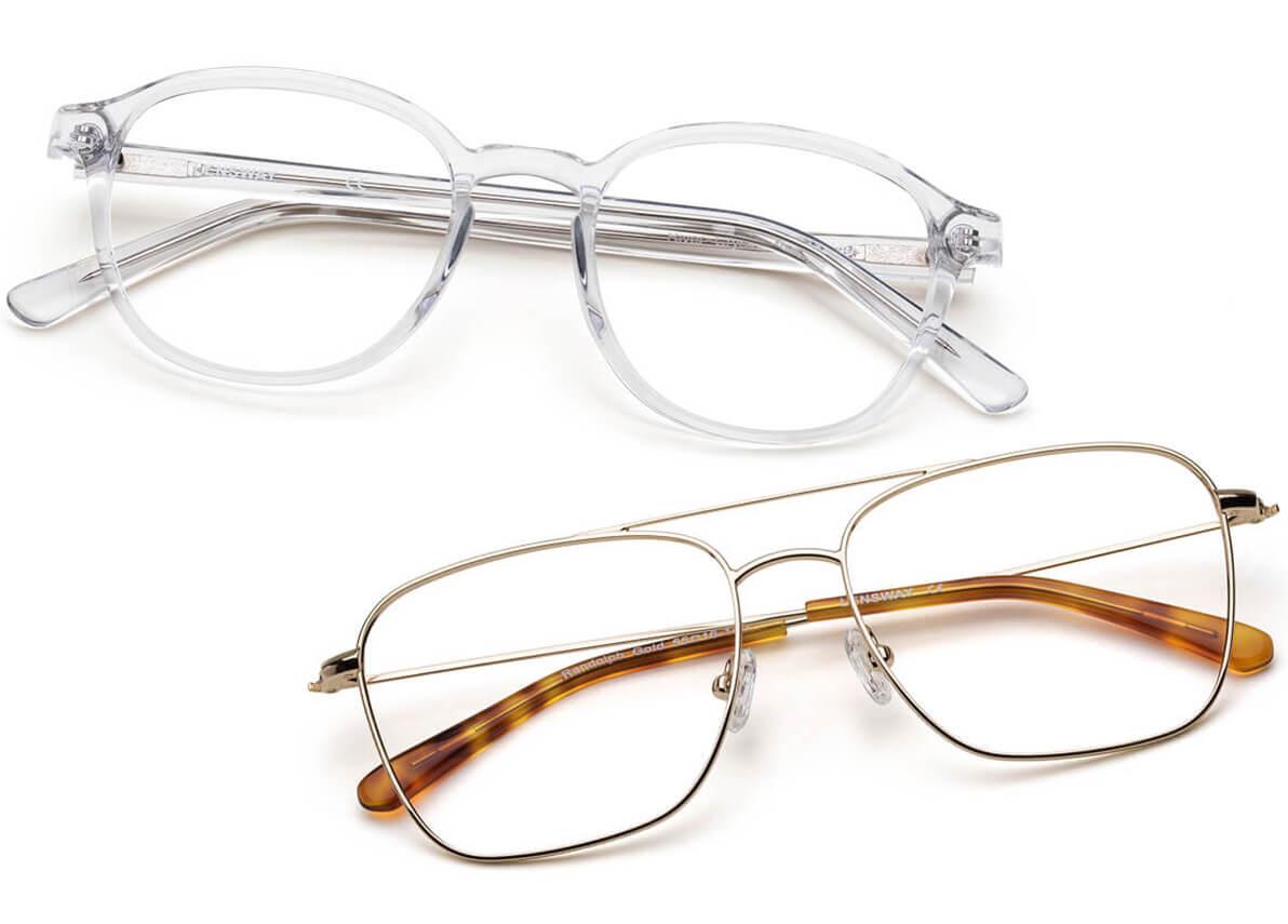 Köp ett par – och du får alltid ett extra par glasögon