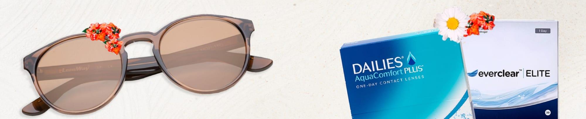 Få solbriller med i købet