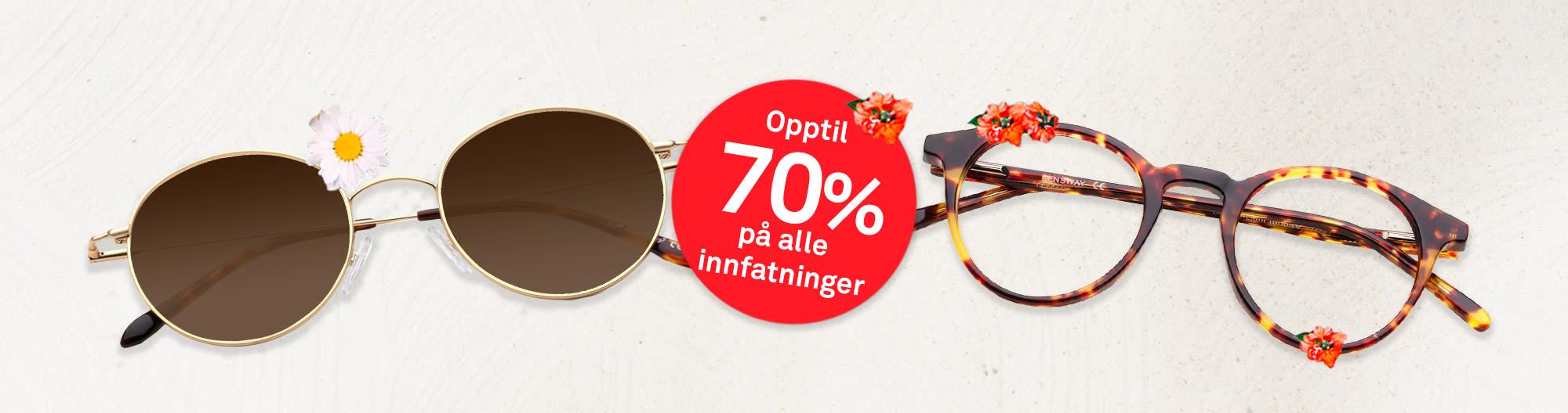 Slik designer du dine egne solbriller