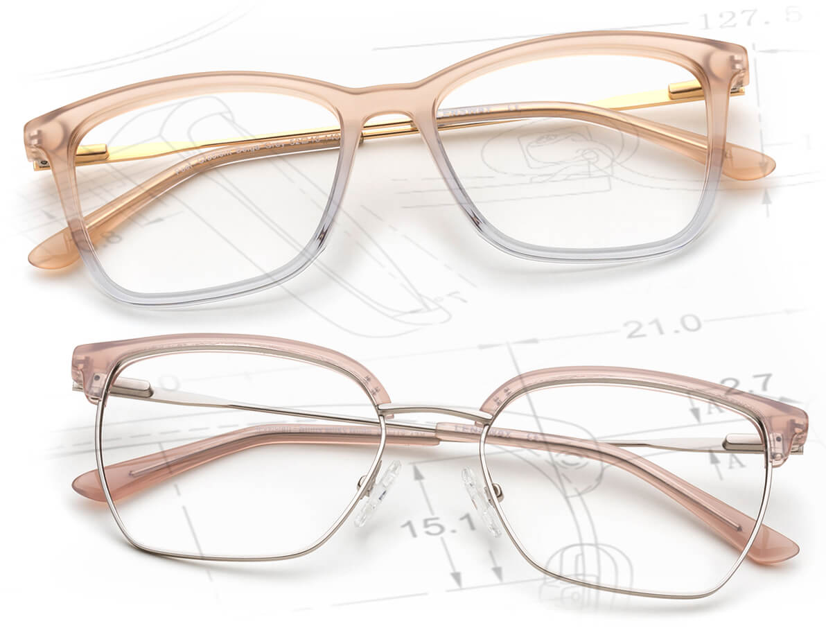 Alltid et par briller med på kjøpet