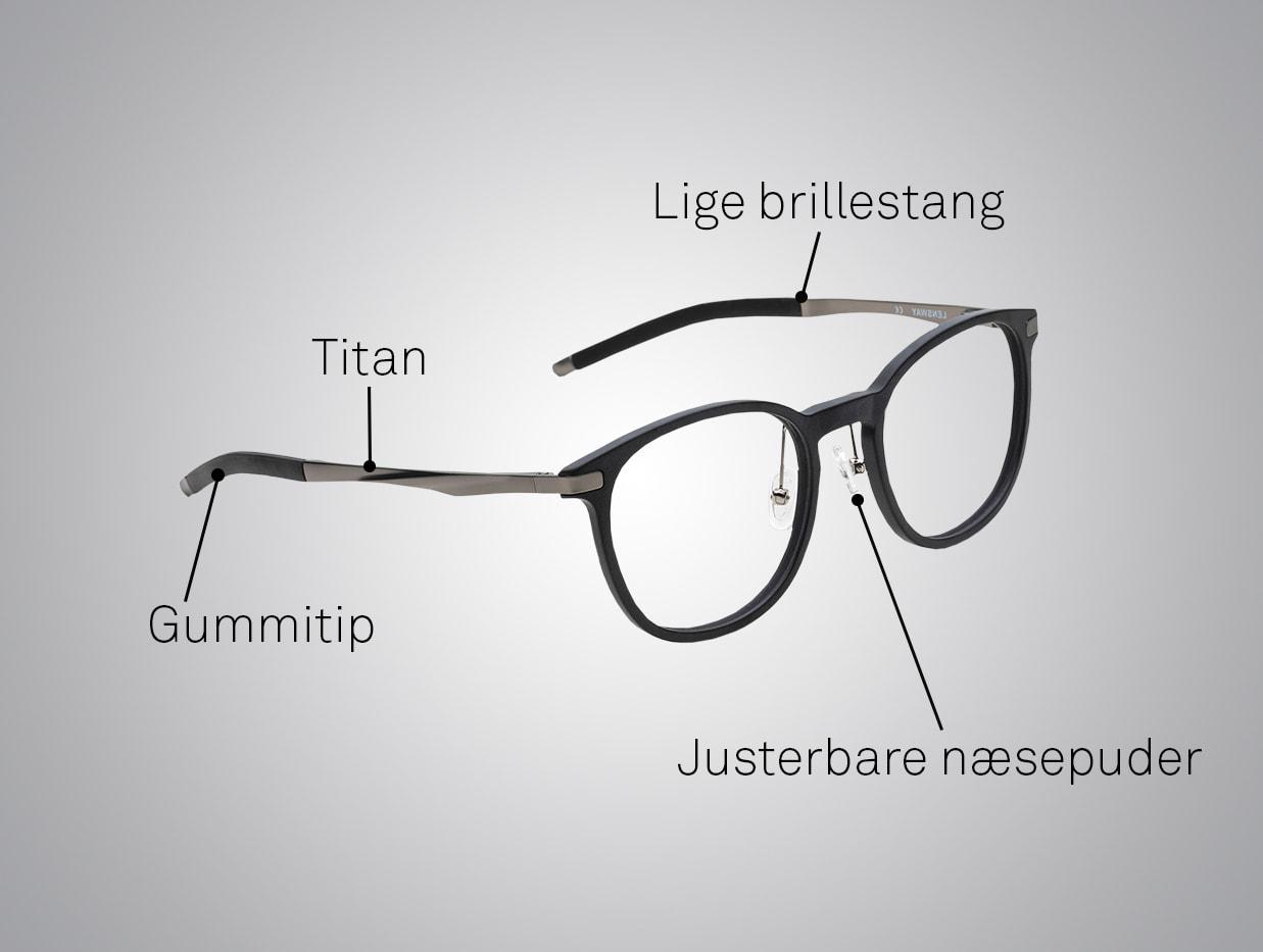 Sportsbriller fra 999 kr